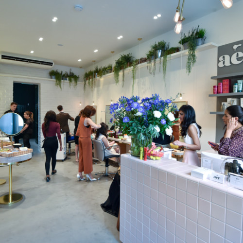 aer Blowdry Bar Launch Party, 15th July 2015