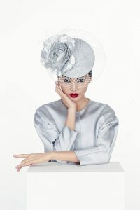 Hat by Philip Treacy. Image credit: Philip Treacy Facebook page.