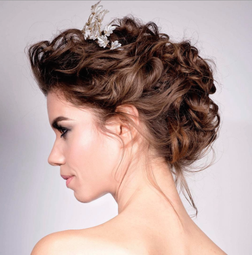 Effortless Bridesmaid Upstyles: Aer Blowdry Bar