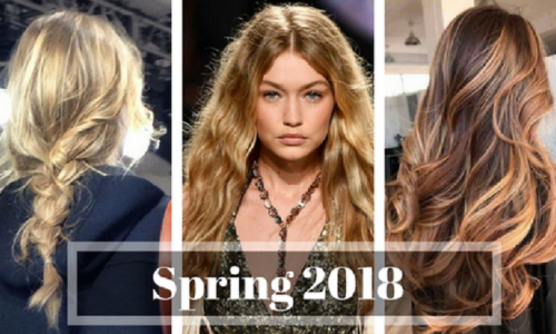 5 Trendy Hair Styles to try this Spring
