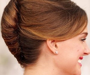 Aer Blowdry Bar Hair Inspo For A Black Tie Event