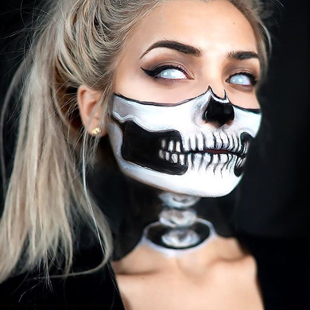 Halloween Ideas 2019 Makeup.Halloween 2018 Makeup Ideas Aer Blowdry Bar