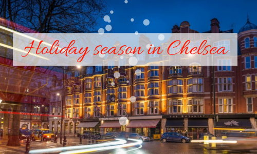 The top things to do in Chelsea this Holiday Season