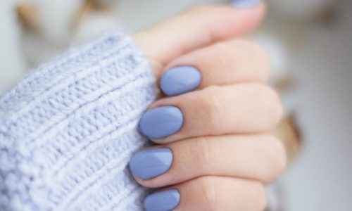 How to match your nail colour to your outfit