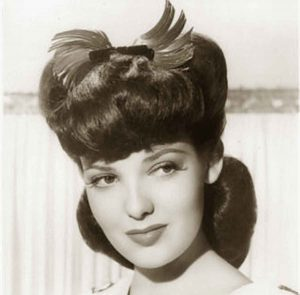 1040s hairstyle The 1940's Pompadours