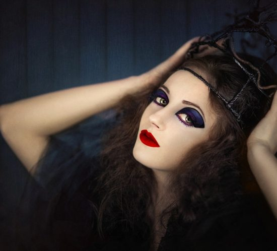 Halloween hairstyles London
