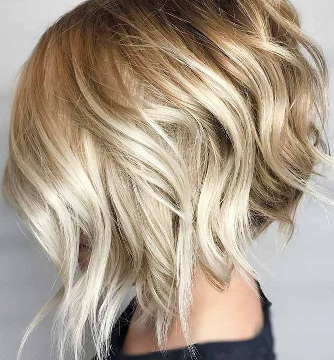 The world of bob cut hairstyles